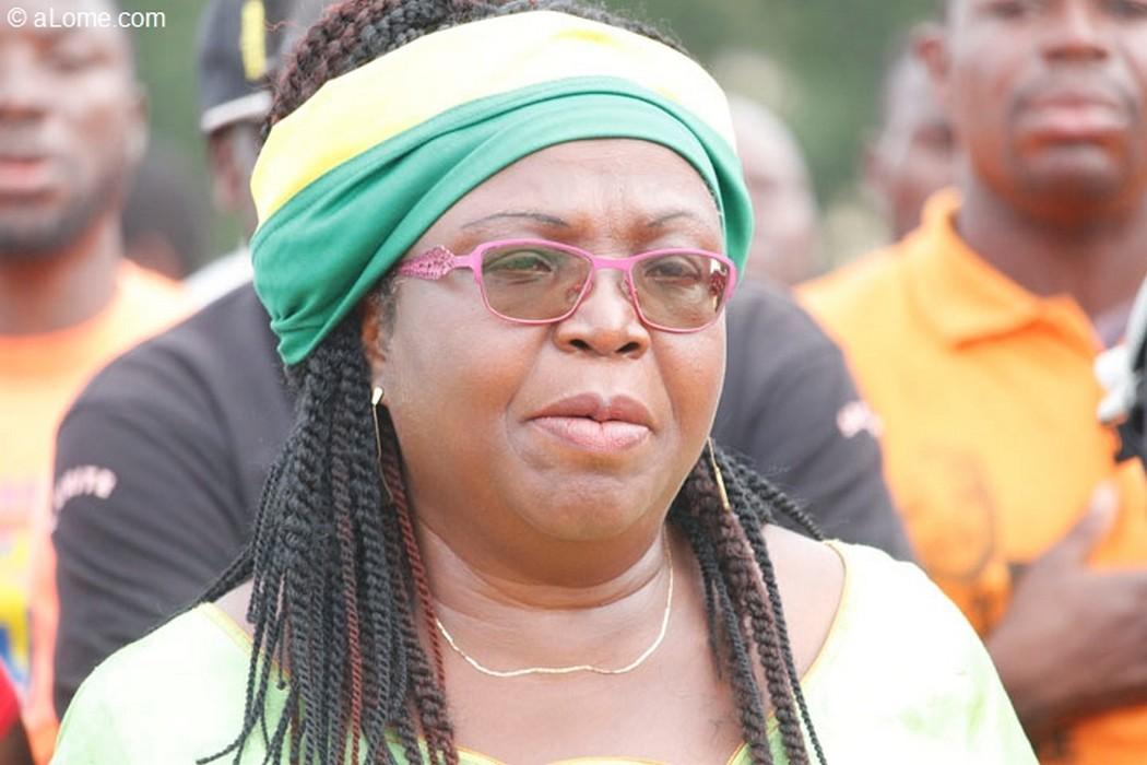 Brigitte Adjamagbo-Johnson: «La lutte de la C14 est bénéfique pour tous les Togolais»
