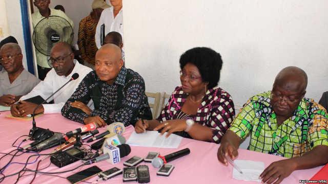 Togo : La Coalition des 14 appelle à un « Togo Mort » le lundi 18 juin 2018