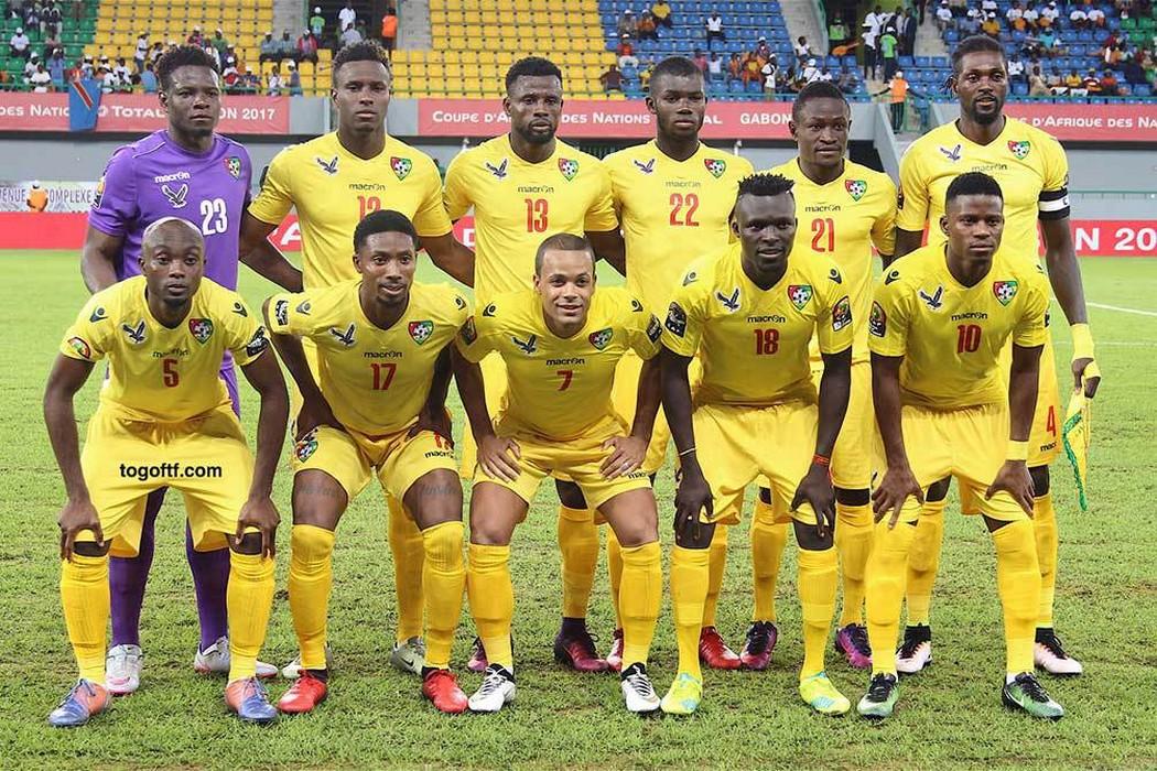 Classement FIFA Juin 2018 / Le Togo a fait un saut de 3 rangs en avant