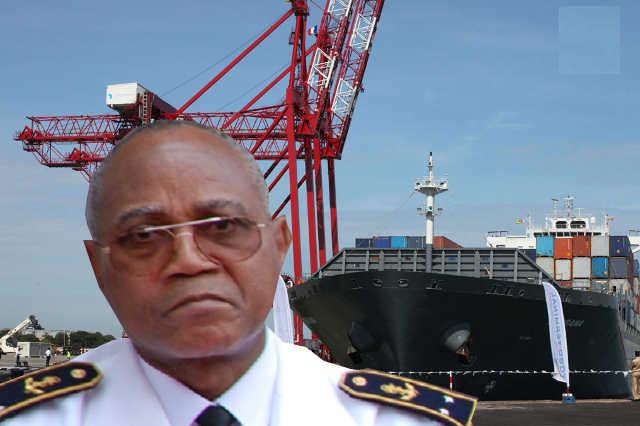 Togo, Naufrage du Port Autonome de Lomé : Le Contre-Amiral Adegnon perd le contrôle du navire !