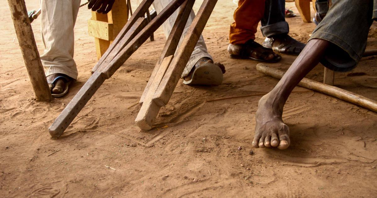 Gestion durable des forêts au Togo : N'est-ce pas aussi l'affaire des personnes handicapées ?