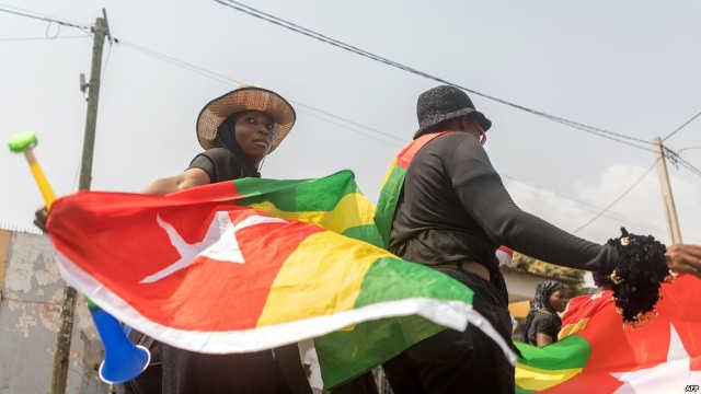 Révolution Togolaise, Le Tour De Garde : La Promesse de l'Aube