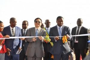 Togo: Un nouveau siège de l'Assemblée nationale inauguré à Lomé