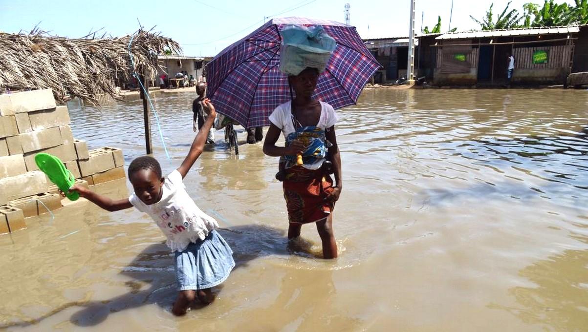 Les habitants des quartiers Togo 2000, Todman et Tokoin Tamé bientôt à l'abri des inondations