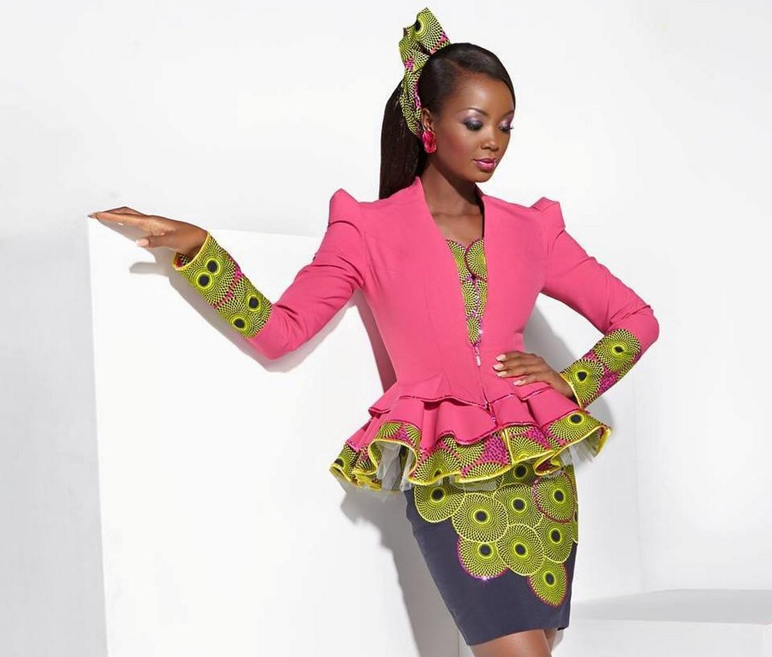 FIMAA 2018 à Lomé / La mode, un message d'unité à travers la tradition africaine