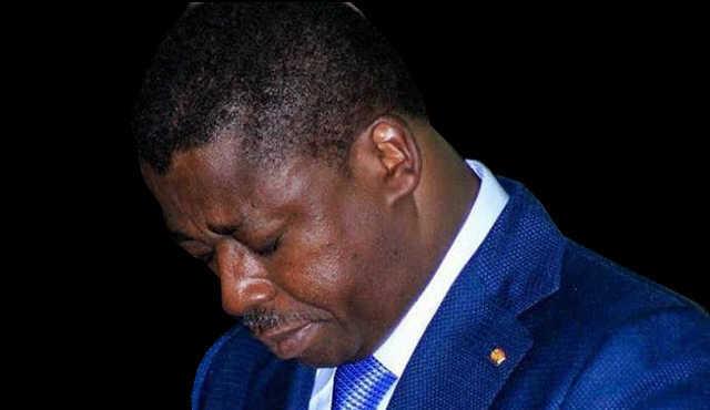 Togo : Faure Gnassingbé, Rattrapé par ses Mensonges