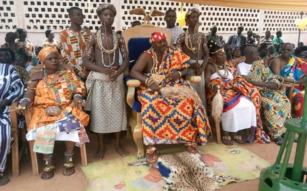 Togo : Après 17 ans de régence, Togoville  a enfin son 6e Roi Mlapa