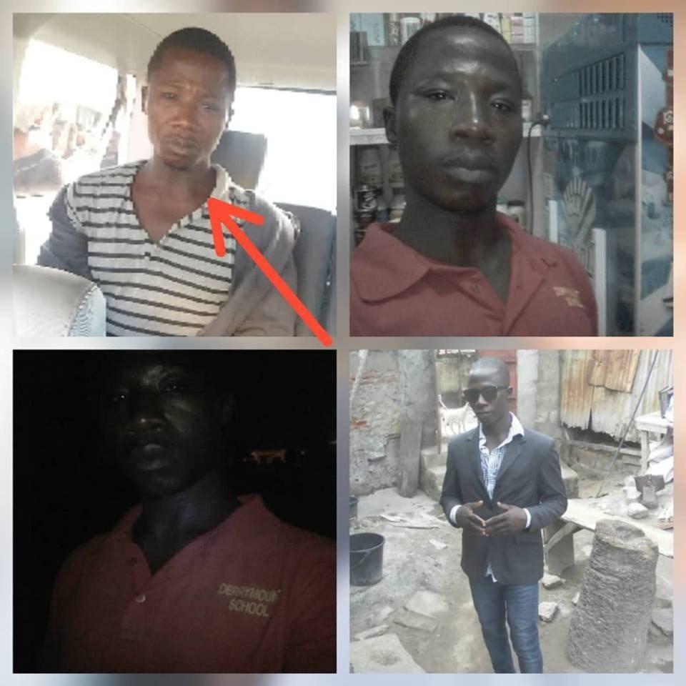 Togo: « Gogoligo héritier» entre les mains du SRI [Vidéo]