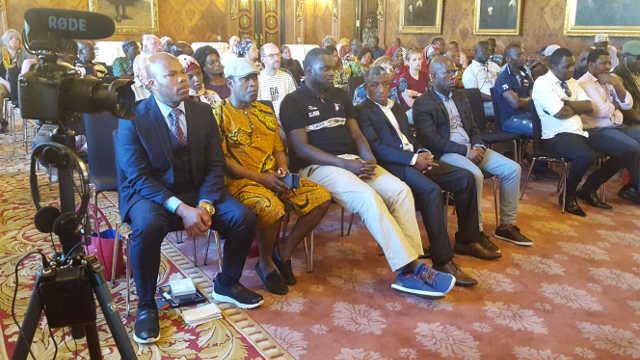 Les 22 jours de Naboudja Bouraima en Allemagne