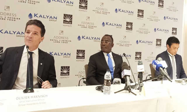 Signature de deal entre les Groupes Kaylian et Emaar: Que cherchait l'Etat togolais à Dubaï ?