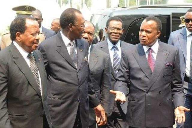 Les dictateurs d'Afrique Centrale courent au secours de Faure Gnassingbé