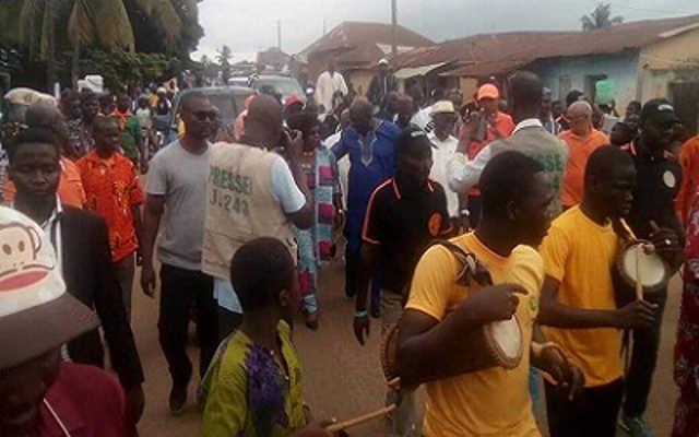 Togo, Mango, Bafilo et Sokodé : Pari réussi pour la C14