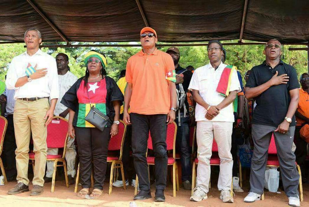 Togo / Manifestations à Mango, Sokodé et Bafilo : La coalition des 14 veut braver l'interdit