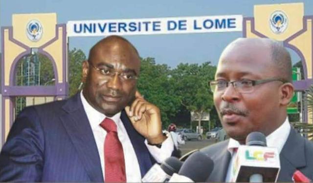 Togo, Scandale à la Faculté de Droit : Dodzi Kokoroko et Kossivi Hounake dans la tourmente