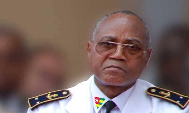 Togo : Ce Cumulard de la République, le Contre-amiral Fogan Adégnon
