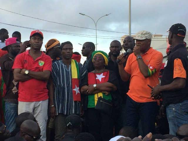 Togo,  La surprise des détracteurs : La C14 apporte son soutien au PNP… dans sa Prudence.