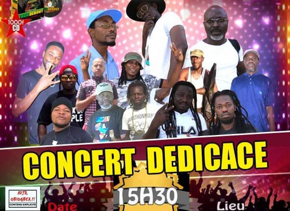 Sortie d'album: les artistes engagés dédicacent «Togo Debout» le 29 juillet