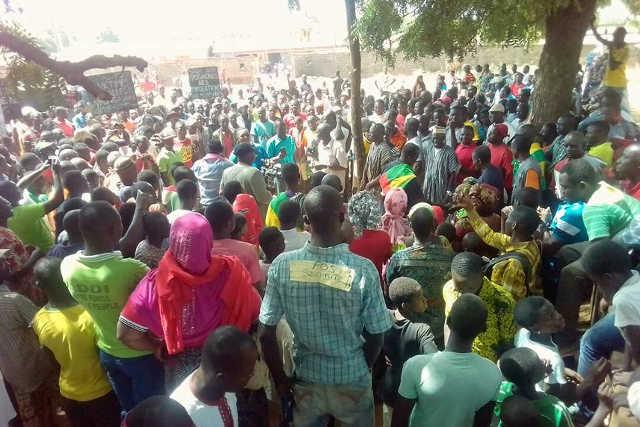 Togo : Des Manifs de la C14 la semaine prochaine dans les villes assiégées par le pouvoir milicien RPT-UNIR