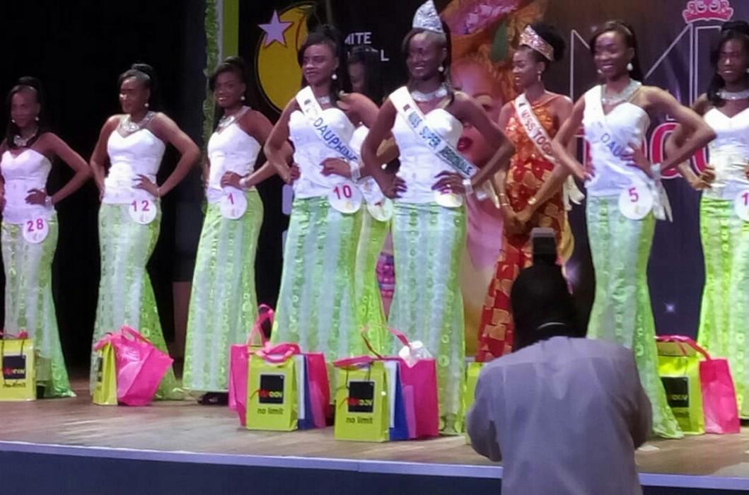 Miss Togo/Super régionale maritime: 15 candidates retenues pour la finale