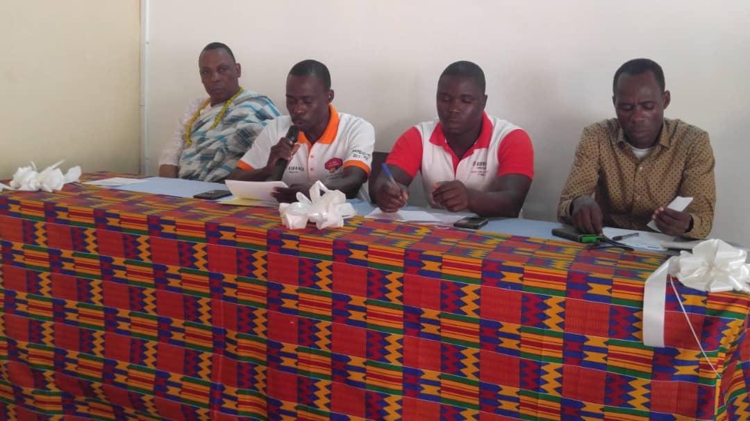 Togo : L'ONG CILSIDA a présenté les résultats du projet d'Intensification de l'Accès des Populations à l'Information et au Dépistage des IST/VIH