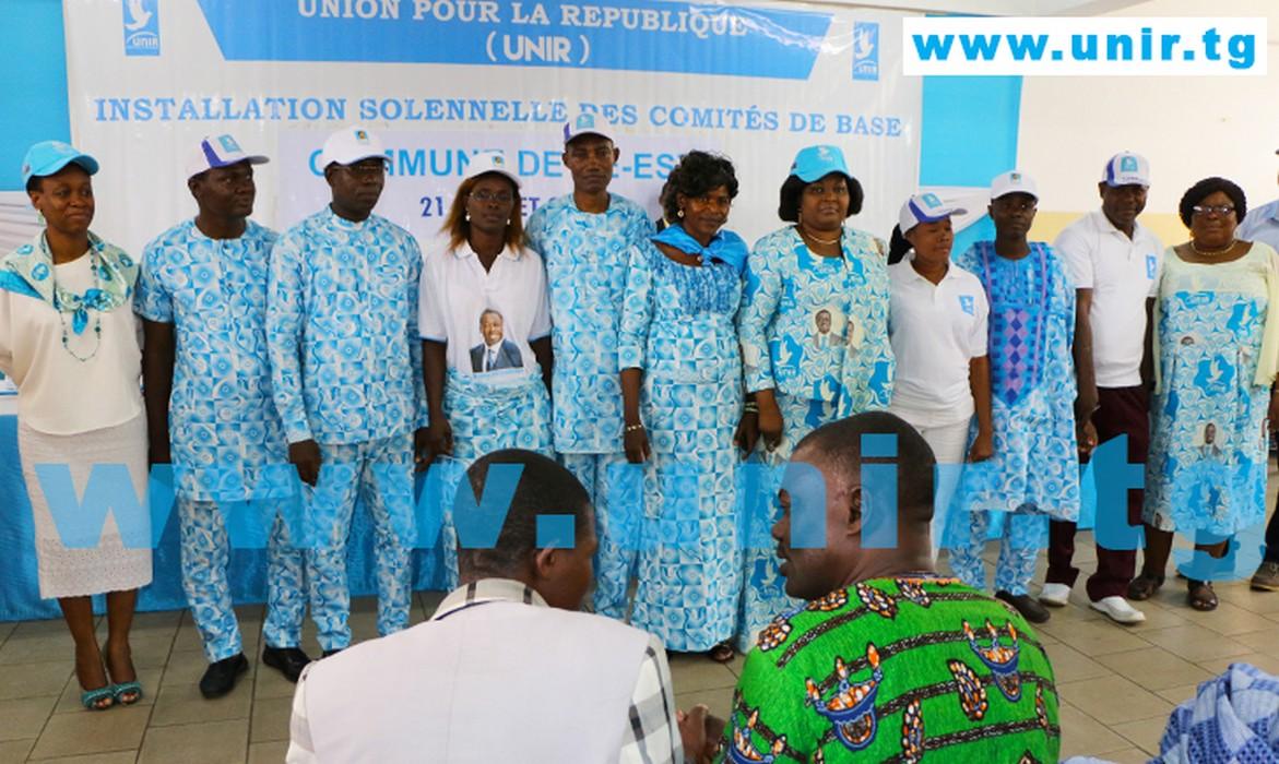 Le MJU, MFU et mouvements affiliés à UNIR en offensive sur le terrain