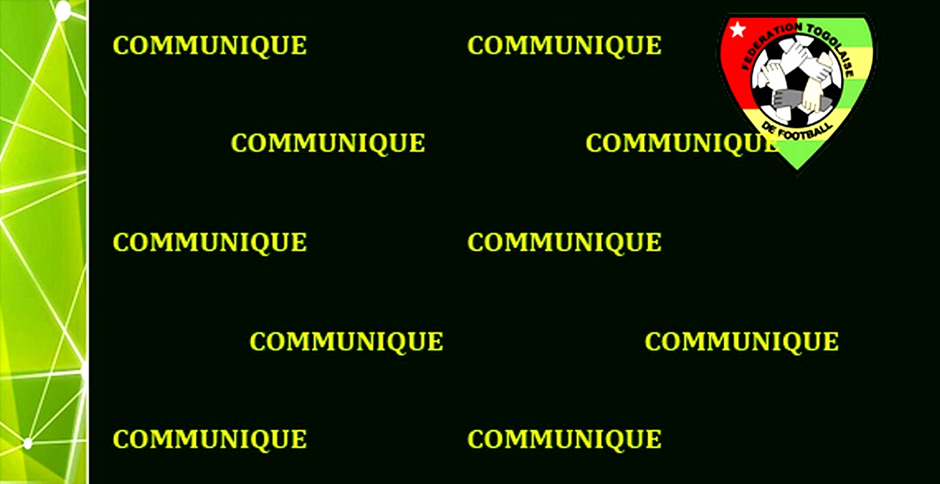 Football / Championnat d'élite du Togo saison 2018-2019 : La FTF déroule le chronogramme