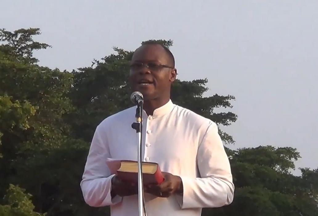 L'appel du Père Pierre Marie Chanel Affognon à la classe politique togolaise