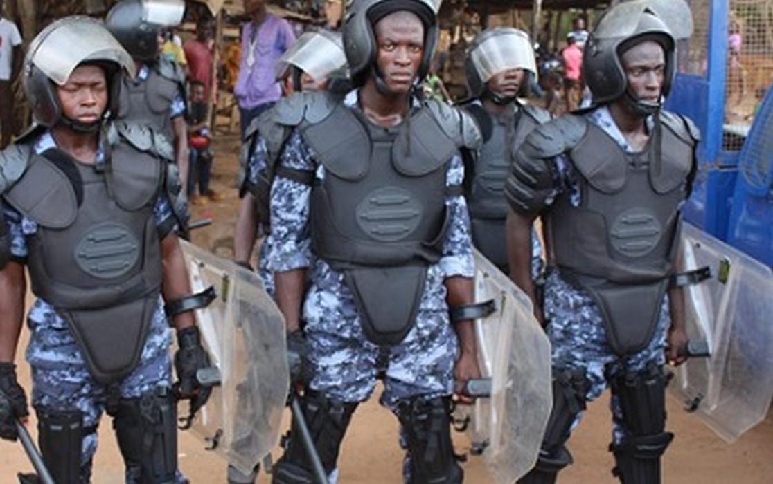 Législatives 2018: une force spéciale (FOSE) de 8000 agents pour sécuriser le processus