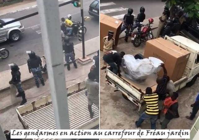 Togo : Quand l'armée se substitue à la justice dans une affaire commerciale et protège une locataire indélicate…
