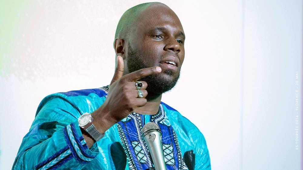 L'activiste panafricain Kemi Seba ne lâche pas le Togo