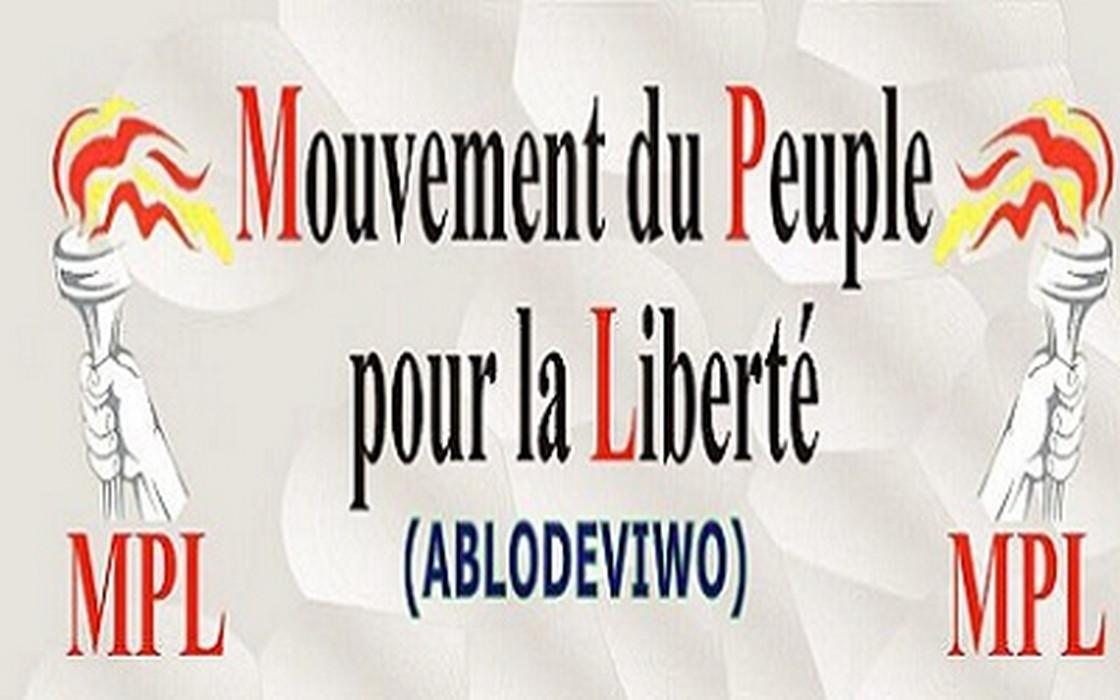 Poursuite des activités de la CENI/Le MPL-Ablodeviwo dénonce le silence de la CEDEAO