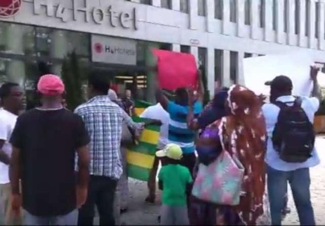 Diaspora, Allemagne : Récit de la Déroute du RPT-UNIR à Munich