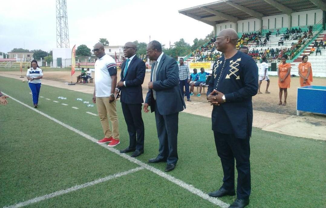 Togo: top chrono pour la 2ème édition du tournoi «Trophée Sergio sport»