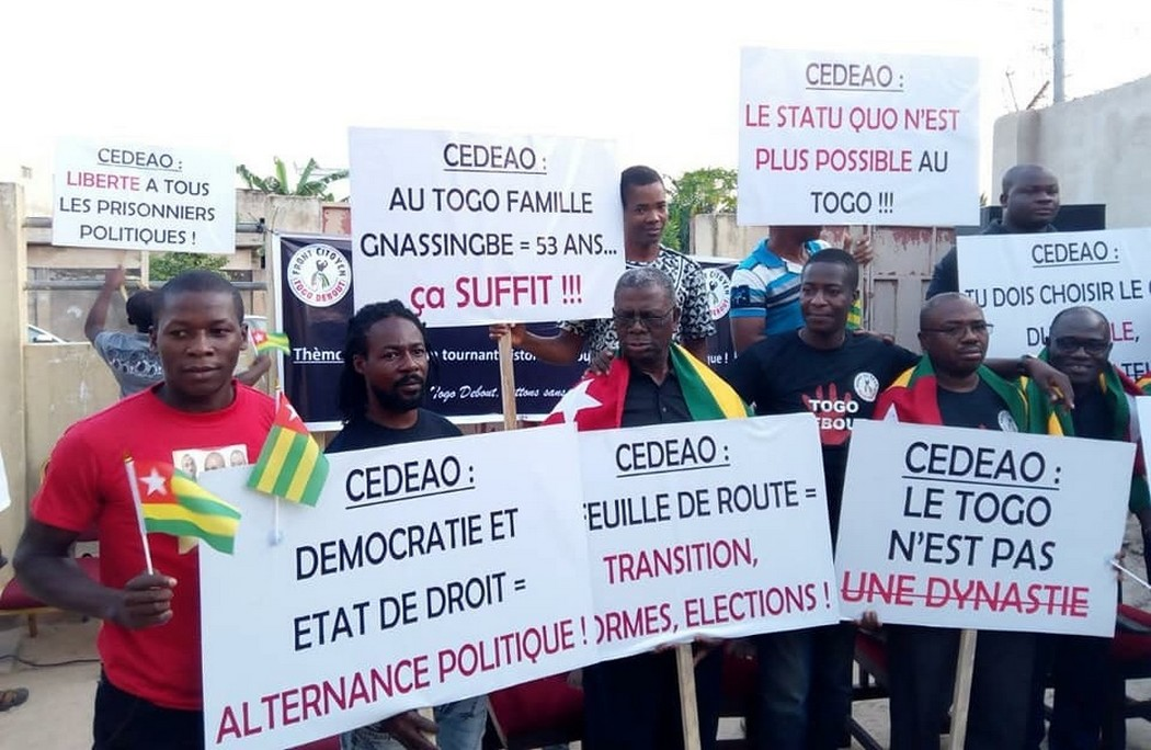 « Togolais viens, bâtissons la cité » : Il y a un an, naquit le Front Citoyen Togo Debout (FCTD)