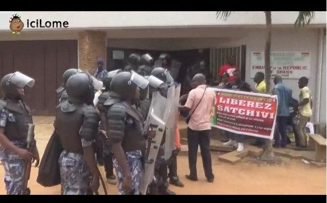 Chronique de Kodjo Epou: Vingt gendarmes pour un (1) gréviste de la faim