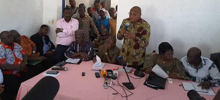 Vers la reprise des manifestations au Togo                                                                             12 septembre 2018