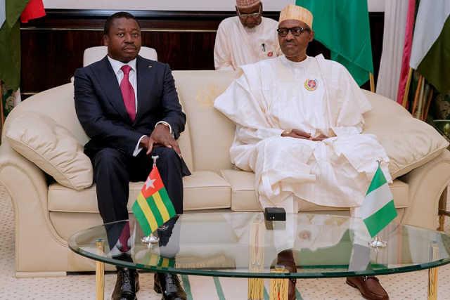 Crise politique au Togo : Muhammadu Buhari met la pression sur Faure Gnassingbé