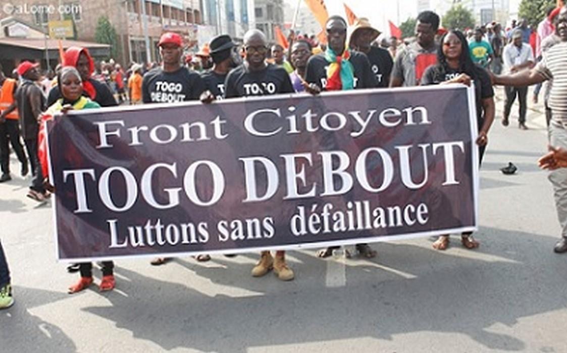 Togo Debout projette une marche le 5 octobre pour la libération des détenus