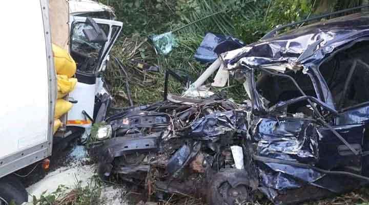 Togo : Un accident fait trois morts sur la route de Kpalimé                                                                             31 octobre 2018
