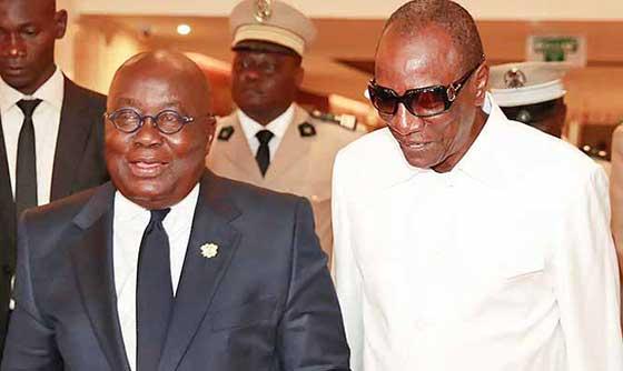 Togo : A quoi joue la CEDEAO?                                                                             11 octobre 2018