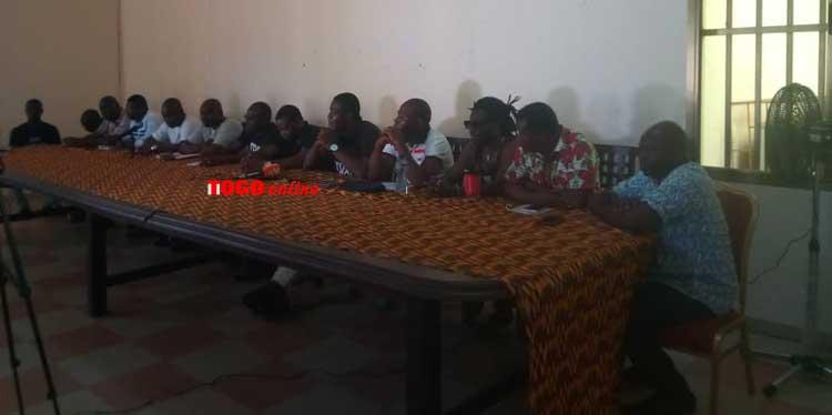 Le Front Citoyen «Togo Debout» (FCTD) va suivre les itinéraires imposées par le RPT/UNIR                                                                             30 octobre 2018