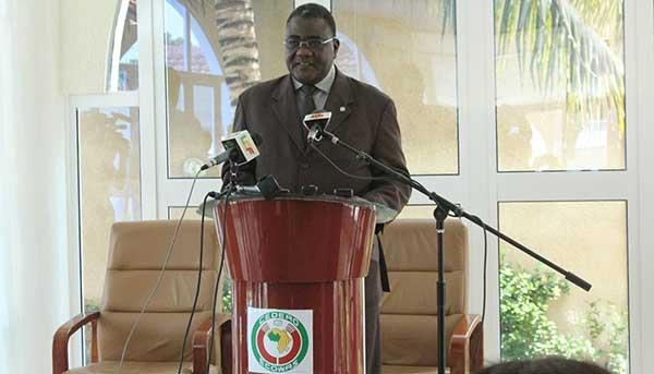 La CEDEAO prêt à mettre le Togo à feu et à sang!                                                                             31 octobre 2018