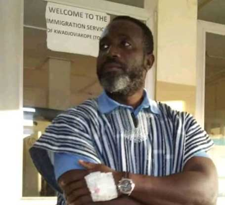 Nicodème Habia enfin au Ghana                                                                             9 octobre 2018