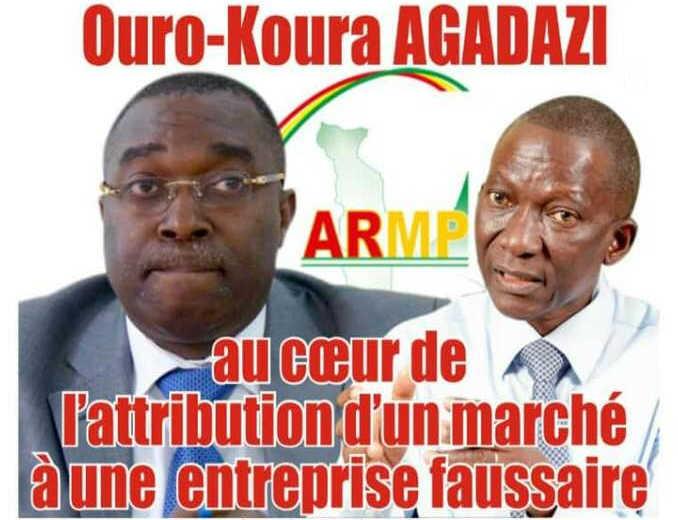 Togo, Projet de Construction du Port de Pêche : Ouro-Koura Agadazi Au Cœur de l'Attribution d'un Marché à une Entreprise Faussaire !