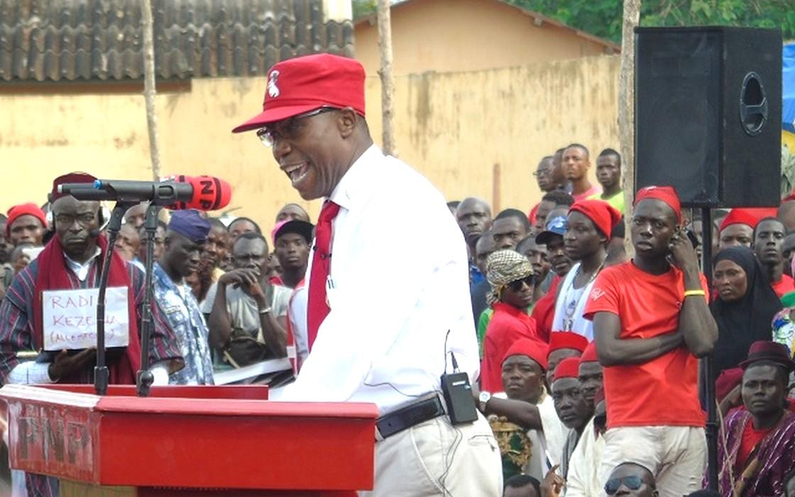 Togo/Sokodé de nouveau plongé dans la terreur: Tikpi Atchadam pointe du doigt le régime