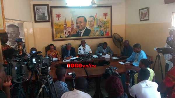 Togo : L'UFC veut démissionner si le comité de suivi le lui demande                                                                             30 octobre 2018