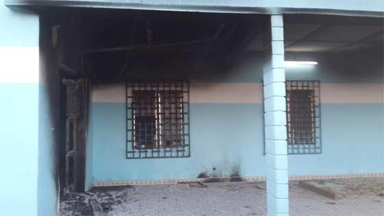 Togo : Qui a intérêt à incendier le siège de UNIR à Sokodé ?                                                                             28 octobre 2018