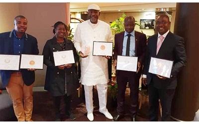 """Résultat de recherche d'images pour """"Le Togo au concours international de cafés torréfiés"""""""