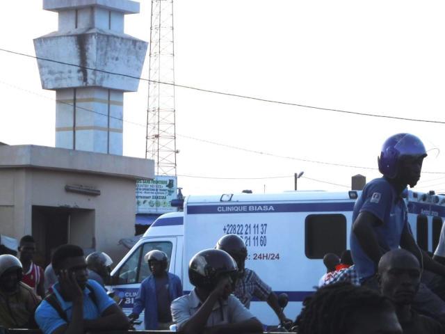 Togo, 2ème tentative d'évacuation sanitaire de Nicodème Habia empêchée : L'ambulance transportant le leader politique bloquée à la frontière Aflao