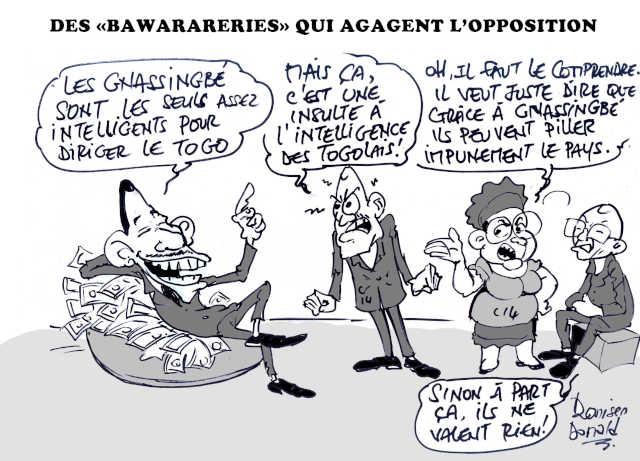 Togo : L'insulte de trop de « la Vache qui rit »